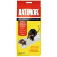 Lepiaca doska na myši