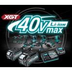 Akumulátorové náradie XGT 40V