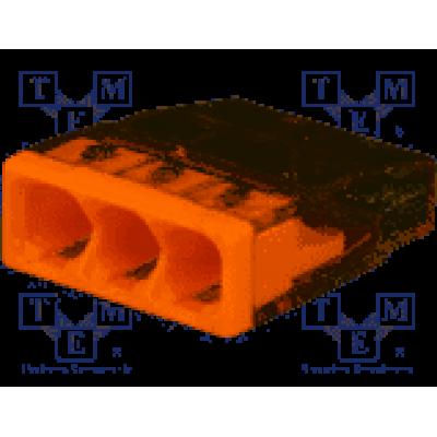 WAGO svorka 2273-203 3x2,5mm