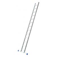 """Jednodielny oporný hliníkový rebrík """"VHR H"""" Hobby"""