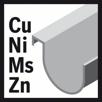 BOSCH Vrták do plechu, valcovitý 5-20 mm, 71 mm, 8 mm
