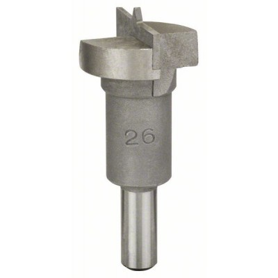 BOSCH Vrták na závesy z tvrdokovu 26 x 56 mm, d 8 mm