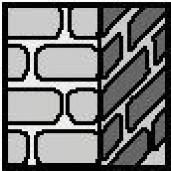 BOSCH Vrtáky do kameňa CYL-1 16 x 250 x 300 mm, d 12,7 mm
