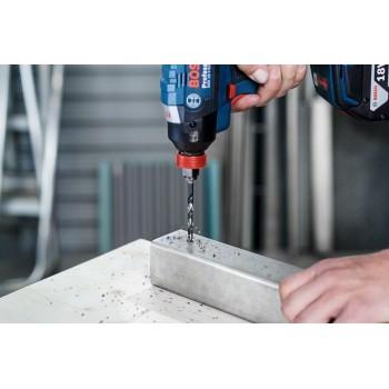 BOSCH 3-dielna súprava kužeľových záhlbníkov 50 mm / 6-8 mm / 8</br> 10</br> 12 mm