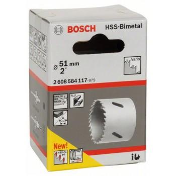 BOSCH Dierová píla zHSS-dvojkovu pre štandardné adaptéry 51 mm, 2