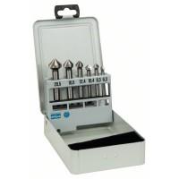 Bosch 6-dielna súprava kužeľových záhlbníkov 45</b
