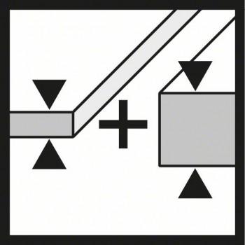 BOSCH Pílový list do priamočiarych píl T 123 XF Progressor for Metal