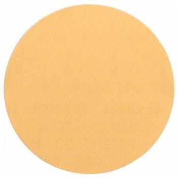 BOSCH 10-dielna súprava brúsnych listov C470 125 mm, 120