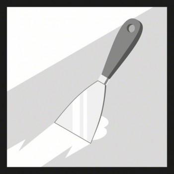 Bosch 10-dielna súprava brúsnych listov C470 125 mm, 240