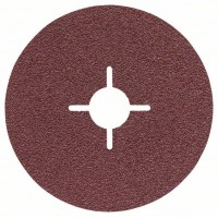 BOSCH Fibrový brúsny kotúč R444, Expert for Metal D = 115 mm</br></noscript><img class=