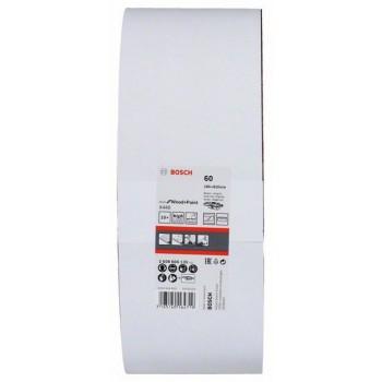 Bosch 10-dielna súprava brúsnych pásov X440 100x610mm, 60
