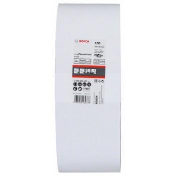 BOSCH 10-dielna súprava brúsnych pásov X440 100x610mm, 100