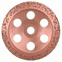 Bosch Miskovitý brúsny kotúč so zrnom z tvrdého ko