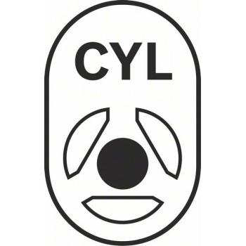 BOSCH Vrtáky do betónu CYL-3 25 x 100 x 160 mm, d 12,7 mm