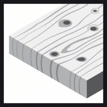 BOSCH 10-dielna súprava brúsnych pásov X440 100x610mm, 120