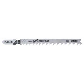 BOSCH Pílový list do priamočiarych píl T 144 DF Speed for Hard Wood