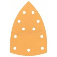 BOSCH 10-dielna súprava brúsnych listov C470 102 x 62, 93 mm, 120
