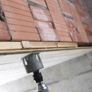 BOSCH Dierové píly Endurance for Multi Construction 45 mm, 3
