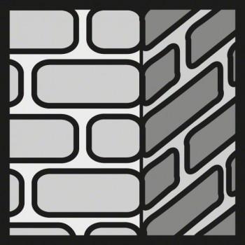 BOSCH Dierové píly Endurance for Multi Construction 105 mm, 5