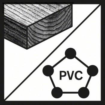 BOSCH Dierové píly Endurance for Multi Construction 20 mm, 3