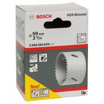 BOSCH Dierová píla zHSS-dvojkovu pre štandardné adaptéry 59 mm, 2 5/16