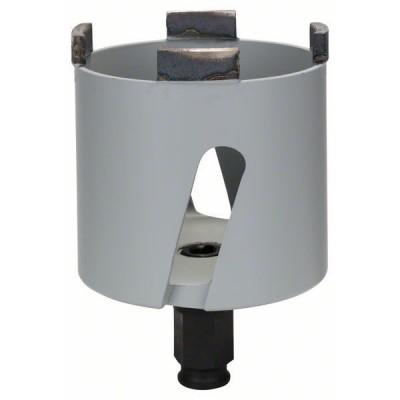 BOSCH Diamantový škatuľový záhlbník 82 mm, 80 mm, 4 segmenty, 10 mm