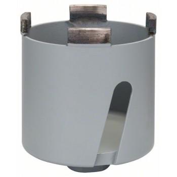 BOSCH Diamantový škatuľový záhlbník 82 mm, 60 mm, 4 segmenty, 10 mm