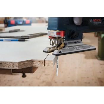 BOSCH Pílový list do priamočiarych píl T 308 B Extraclean for Hard Wood