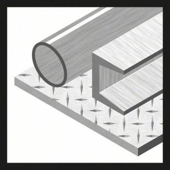 BOSCH 2-dielna súprava kotúčov sbrúsnou plsťou N477, Best for Inox 125 mm, 22,23 mm