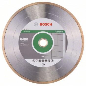 BOSCH Diamantový rezací kotúč Standard for Ceramic 300 x 30+25,40 x 2 x 7 mm