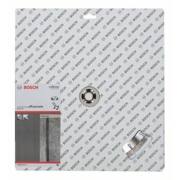 BOSCH Diamantový rezací kotúč Standard for Concrete 350 x 20/25,40 x 2,8 x 10 mm