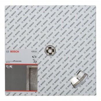 BOSCH Diamantový rezací kotúč Standard for Concrete 400 x 20/25,40 x 3,2 x 10 mm
