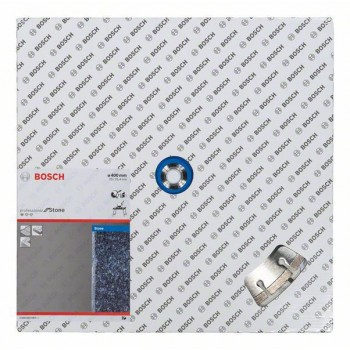 BOSCH Diamantový rezací kotúč Standard for Stone 400 x 20/25,40 x 3,2 x 10 mm