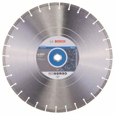 BOSCH Diamantový rezací kotúč Standard for Stone 450 x 25,40 x 3,6 x 10 mm
