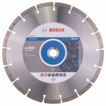 BOSCH Diamantový rezací kotúč Standard for Stone 300 x 22,23 x 3,1 x 10 mm