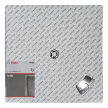BOSCH Diamantový rezací kotúč Standard for Concrete 500 x 25,40 x 3,6 x 10 mm