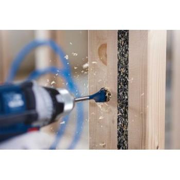 BOSCH 3-dielna súprava plochých frézovacích vrtákov Self Cut Speed 20,0</br> 22,0</br> 25,0 mm