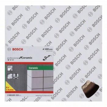 BOSCH Diamantový rezací kotúč Standard for Ceramic 180 x 22,23 x 1,6 x 7 mm