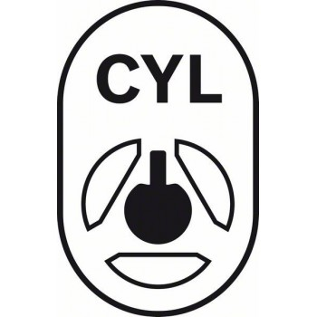 BOSCH Vrtáky do betónu CYL-5 14 x 90 x 150 mm