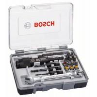 BOSCH 20-diel. súprava skrutkovacích hrotov Drill&Drive PH2</br></noscript><img class=