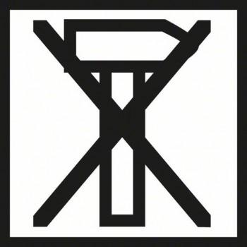 BOSCH Vrták na dlaždice HEX-9 Ceramic 3 x 45 x 90 mm