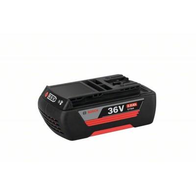 BOSCH 36 V zásuvný akumulátor Light Duty (LD), 2,0 Ah, Li-Ion, GBA H-B