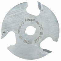 Bosch Kotúčové drážkovacie frézy 8 mm, D1 50,8 mm,