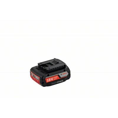 BOSCH 18 V-zásuvný akumulátor Light Duty (LD), 2,0 Ah, Li-Ion, GBA