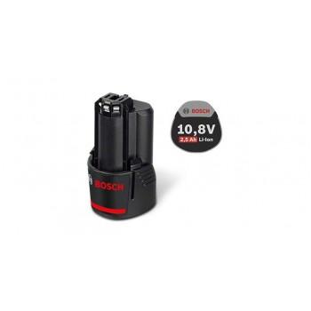 Bosch 10,8 V valčekový akumulátor Standard Duty (SD), 2,5 Ah, Li-Ion, GBA