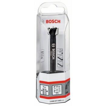 BOSCH Vrták Forstner 15 mm 15 x 90 mm, d 8 mm, toothed-edge