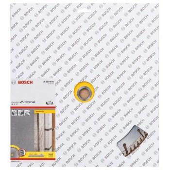 BOSCH Diamantový rezací kotúč Standard for Universal 350 x 25,4 350x25.4x3.3x10mm