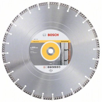 BOSCH Diamantový rezací kotúč Standard for Universal 400 x 20 400x20x3.2x10mm