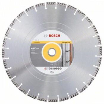 BOSCH Diamantový rezací kotúč Standard for Universal 400 x 25,4 400x20x3.2x10mm