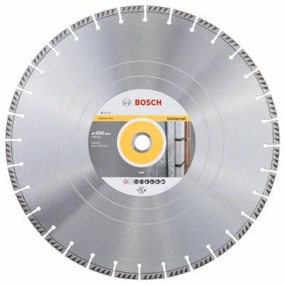 BOSCH Diamantový rezací kotúč Standard for Universal 450 x 25,4 450x25.4x3.6x10mm